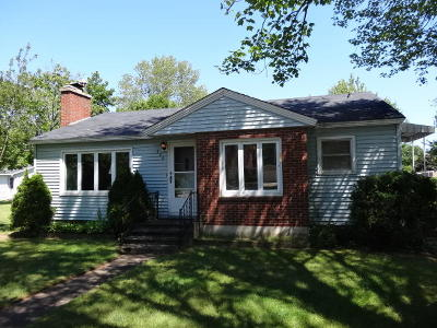 Single Family Home For Sale: 320 Peck Avenue