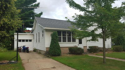 Peshtigo WI Single Family Home For Sale: $79,900