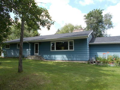 Single Family Home For Sale: W6366 W 38th Avenue