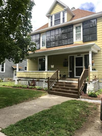 Single Family Home For Sale: 1612 14th Avenue