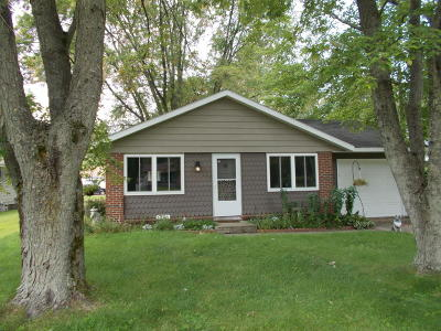 Menominee Single Family Home For Sale: 4205 13th Street