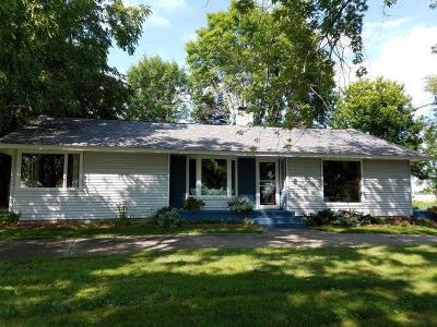 Menominee Single Family Home For Sale: W5560 Number 8.5 Road
