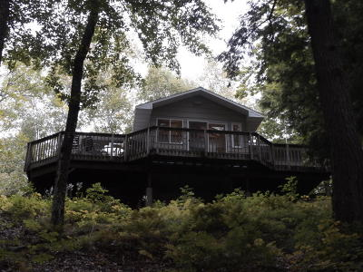 Single Family Home For Sale: W14932 County Road C