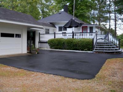 Crivitz Single Family Home For Sale: N7853 Noquebay Road