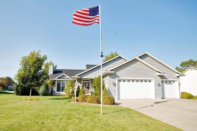 Menominee Single Family Home For Sale: 1700 39th Avenue