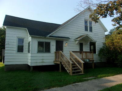 Single Family Home For Sale: 2119 Thomas Street