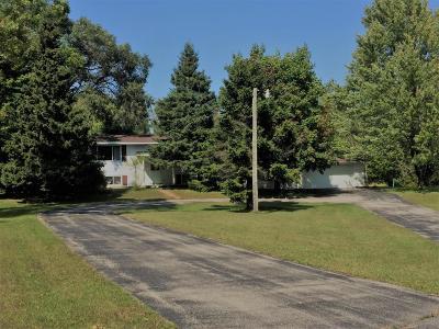 Peshtigo Single Family Home For Sale: W5916 Wi-64