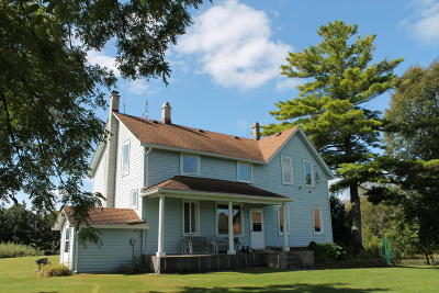 Menominee County Single Family Home For Sale: W3137 Duffrin Road