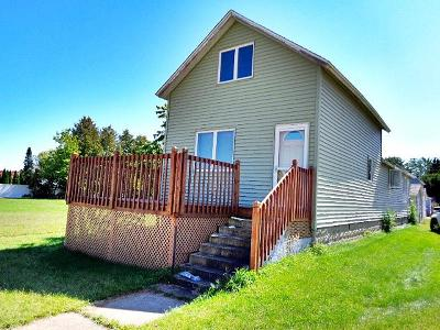 Menominee Single Family Home For Sale: 1513 23rd Avenue