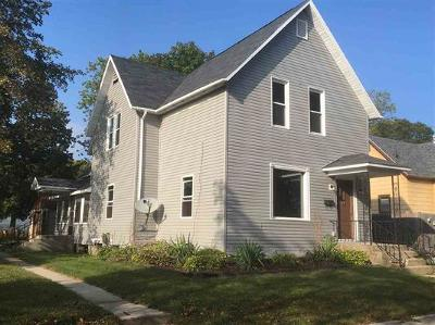 Single Family Home For Sale: 1504 Thomas Street