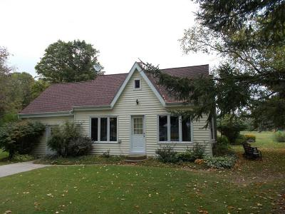 Single Family Home For Sale: N5910 Riverview Road