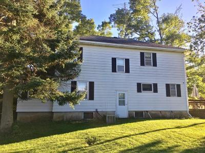 Marinette Single Family Home For Sale: N4319 Schacht Road