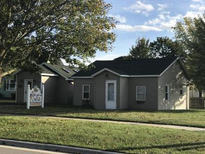 Single Family Home For Sale: 439 Water Street