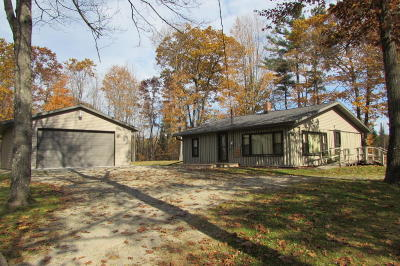 Single Family Home For Sale: W8038 Bell Crossing Road