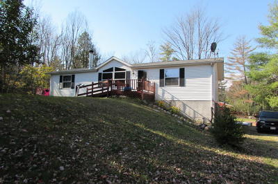 Single Family Home For Sale: N9949 County Rd Xx