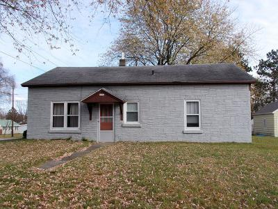 Single Family Home For Sale: 3924 14th Street