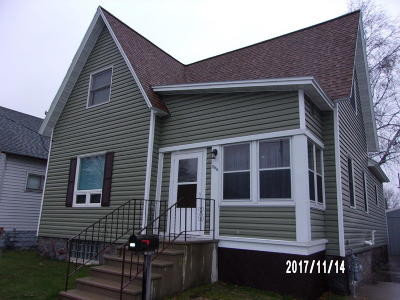 Single Family Home For Sale: 2010 Lewis Street