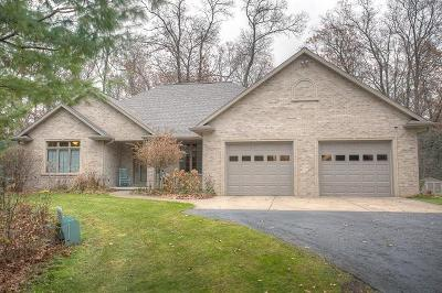 Marinette County Single Family Home For Sale: N3168 Deer Haven Court