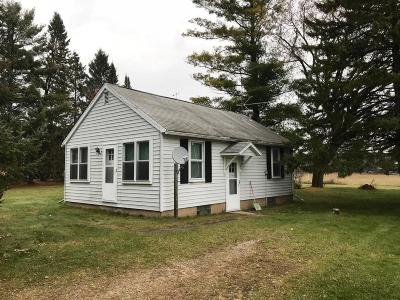 Single Family Home For Sale: N4912 17th Road