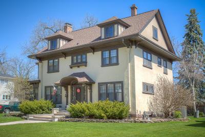 Marinette Single Family Home For Sale: 1940 Stephenson Street