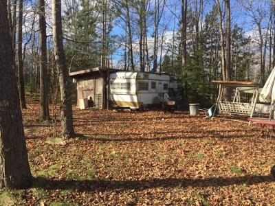 Menominee County, Marinette County Residential Lots & Land For Sale: W7870 Trellis Road