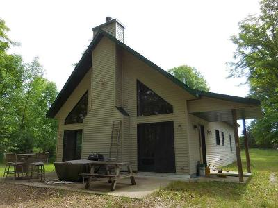 Menominee County Single Family Home For Sale: N12864 Golden Lane