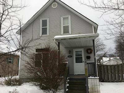 Single Family Home For Sale: 1415 Logan Avenue