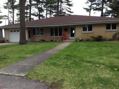 Menominee County Single Family Home For Sale: N920 M-35