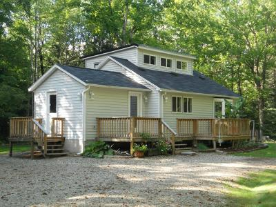 Single Family Home For Sale: N15607 Mundt Quarry Road