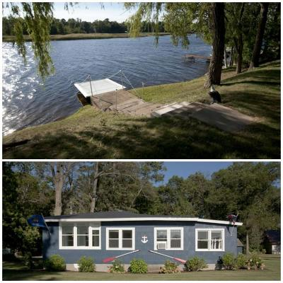 Single Family Home For Sale: N3275 County Rd Rw