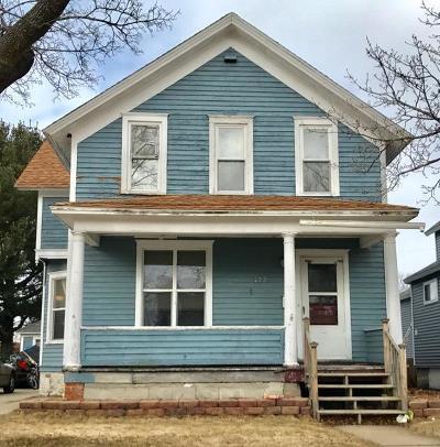 Single Family Home For Sale: 732 Terrace Avenue