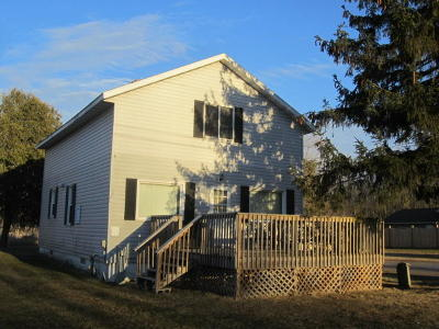 Single Family Home For Sale: N1416 Us 41