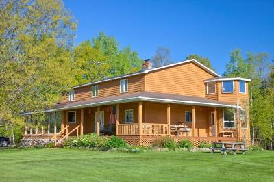 Menominee County Single Family Home For Sale: N3729 Hwy 41