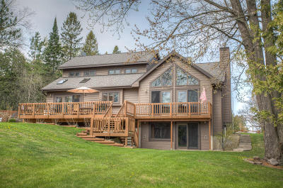 Single Family Home For Sale: N7586 Hwy 180