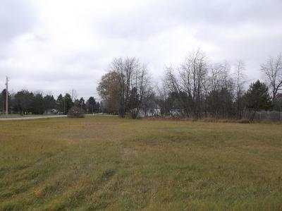 Menominee County, Marinette County Residential Lots & Land For Sale: 1st And Fj Street