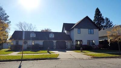 Single Family Home For Sale: 2043 Maple Avenue