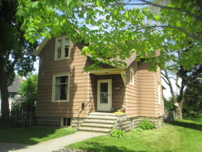 Single Family Home For Sale: 1612 Thomas Street