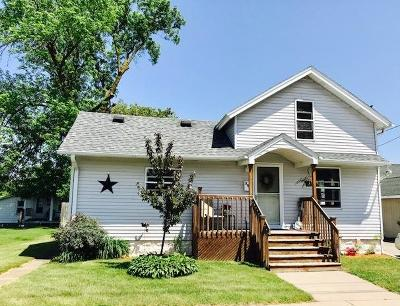 Menominee Single Family Home For Sale: 2044 13th Street