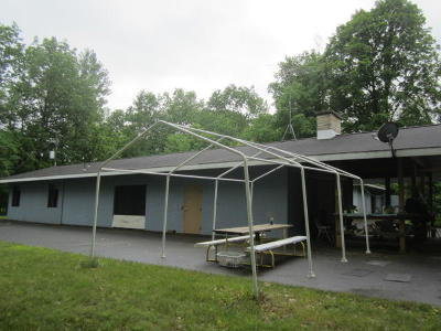 Single Family Home For Sale: N5290 State Hwy 180