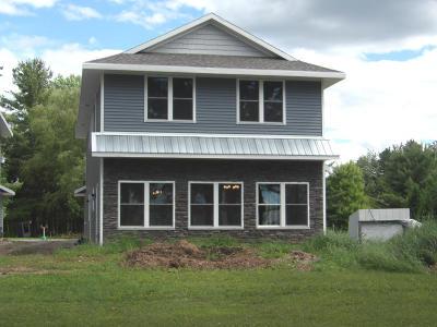 Single Family Home For Sale: 12683 S. White Potato Lake Road