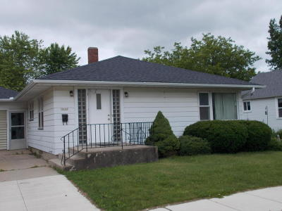 Menominee Single Family Home For Sale: 3105 13th Street