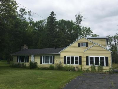 Menominee Single Family Home For Sale: N1233 Hwy M-35