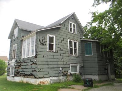 Menominee Single Family Home For Sale: 2808 13th Street