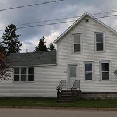 Menominee Single Family Home For Sale: 2106 11th Avenue