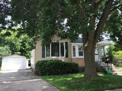 Menominee Single Family Home For Sale: 1304 6th Street