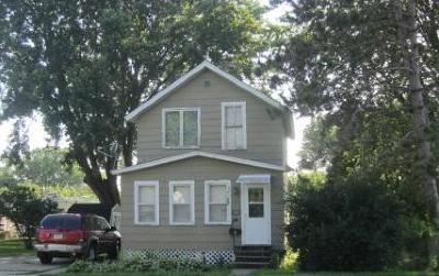 Single Family Home For Sale: 508 Ogden Street