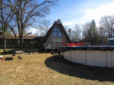 Crivitz Single Family Home For Sale: N8665 Thrush Rd