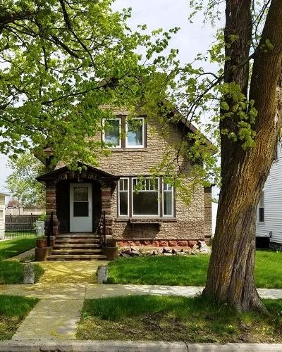 Menominee Single Family Home For Sale: 1104 11th Avenue
