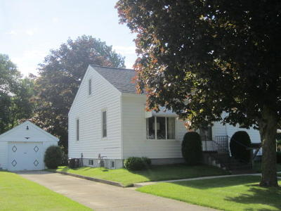 Menominee Single Family Home For Sale: 4312 4th Street