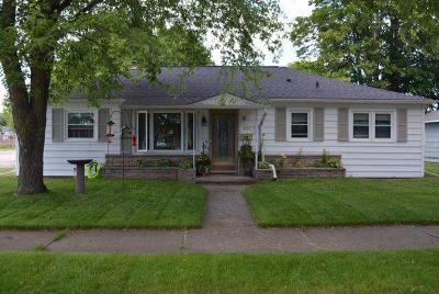 Menominee Single Family Home For Sale: 1612 27th Avenue